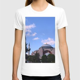 An Afternoon in Hagia Sophia (Aya Sofia, Istanbul) T-shirt