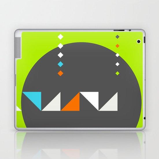 Spot Slice 03 Laptop & iPad Skin