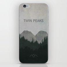 Twin Peaks iPhone Skin