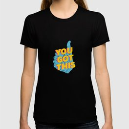 You Got This Thumbs Up Graphic T-shirt