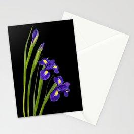 Spring Iris Stationery Cards