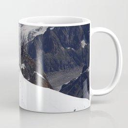 Team of mountaineers Coffee Mug