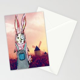 Harriet Quixote Stationery Cards