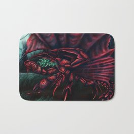 Whisperer in the Darkness Bath Mat