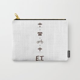 ET the extraterrestrial Carry-All Pouch