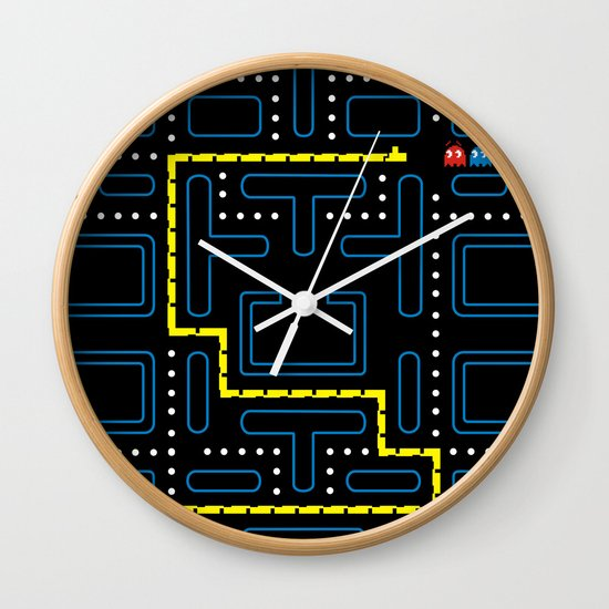 Hungry & Lost Wall Clock