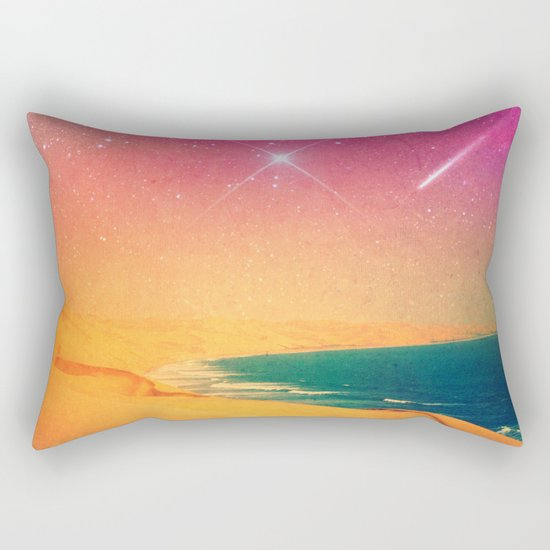 Vista. Rectangular Pillow