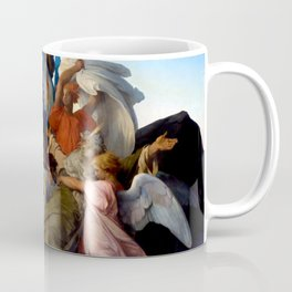 "Alexandre Cabanel ""Death of Moses"" Coffee Mug"