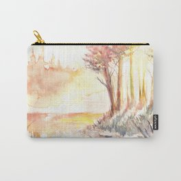Watercolor Landscape 03 Carry-All Pouch