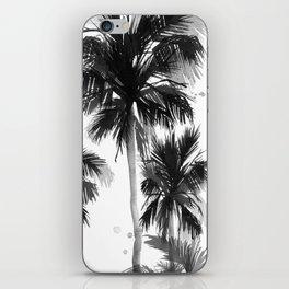 Paradis Noir VIII iPhone Skin
