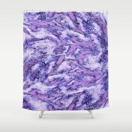 Second slice Shower Curtain