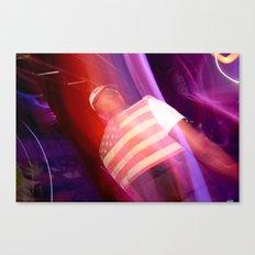 flag this! Canvas Print
