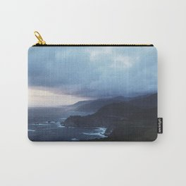 Big Sur at Sunset Carry-All Pouch