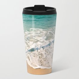 Summer Beach Travel Mug