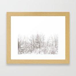 Whiter Than Framed Art Print