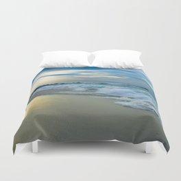 One Dream Sunset Hookipa Beach Maui Hawaii Duvet Cover