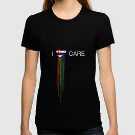 I Care Colorado Edition T-shirt