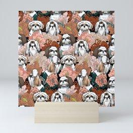 Because Shih Tzu Mini Art Print