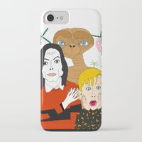 home alone iPhone & iPod Cases featuring Home alone? by Elena Éper