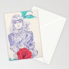 Flowery 02 Stationery Cards
