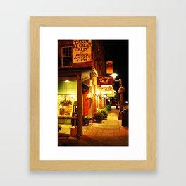 Brown County Framed Art Print