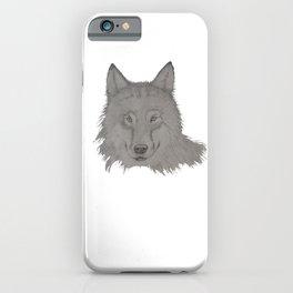 Wolf Art iPhone Case