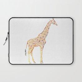 My Spirit Animal is a Giraffe Laptop Sleeve