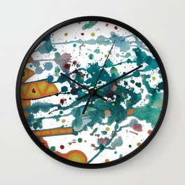 """INTERVENTIONS """"series"""" Wall Clock"""