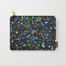 Dotted-10 Carry-All Pouch