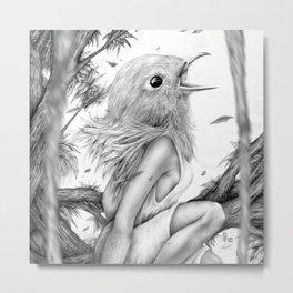 Songbird Metal Print