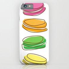Macaroons iPhone 6s Slim Case