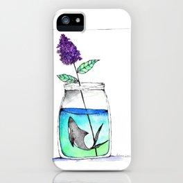 A Curious Jar iPhone Case
