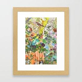 End of Propagation Framed Art Print