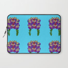 The crown's fruits Laptop Sleeve