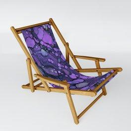 Purple River Sling Chair