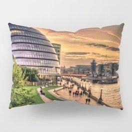 F O S T E R | architect | London City Hall Pillow Sham