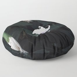 MOONFLOWER Floor Pillow