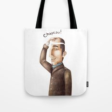 Chapeau! Tote Bag