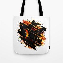 Monstercat Tote Bag