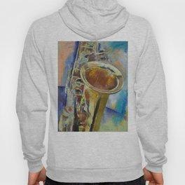 Saxophone Hoody