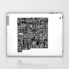 Typographic New Mexico Laptop & iPad Skin