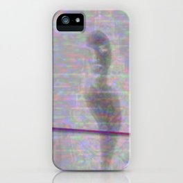 Ghost (loving:video::photo:streaming) 1 iPhone Case
