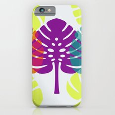 Tropical leaves Slim Case iPhone 6s