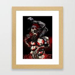 ROTMOUTH Framed Art Print