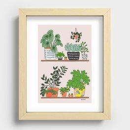 067 Recessed Framed Print
