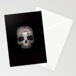 Caveira Stationery Cards