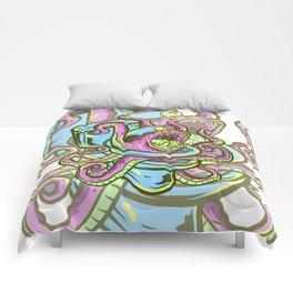OCTO-POO-S Comforters