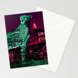 Mildred I by Naoma Serna Stationery Cards