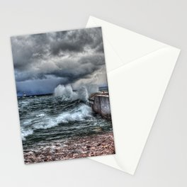 October on Superior Stationery Cards