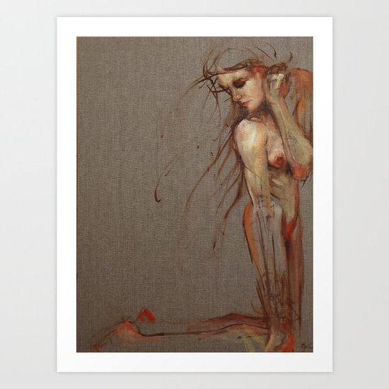 The Lost Art Print